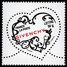 Coeur 2007 Givenchy