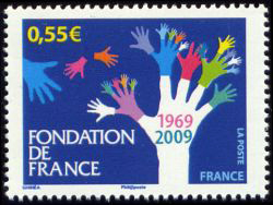 Fondation de France, des mains tendues